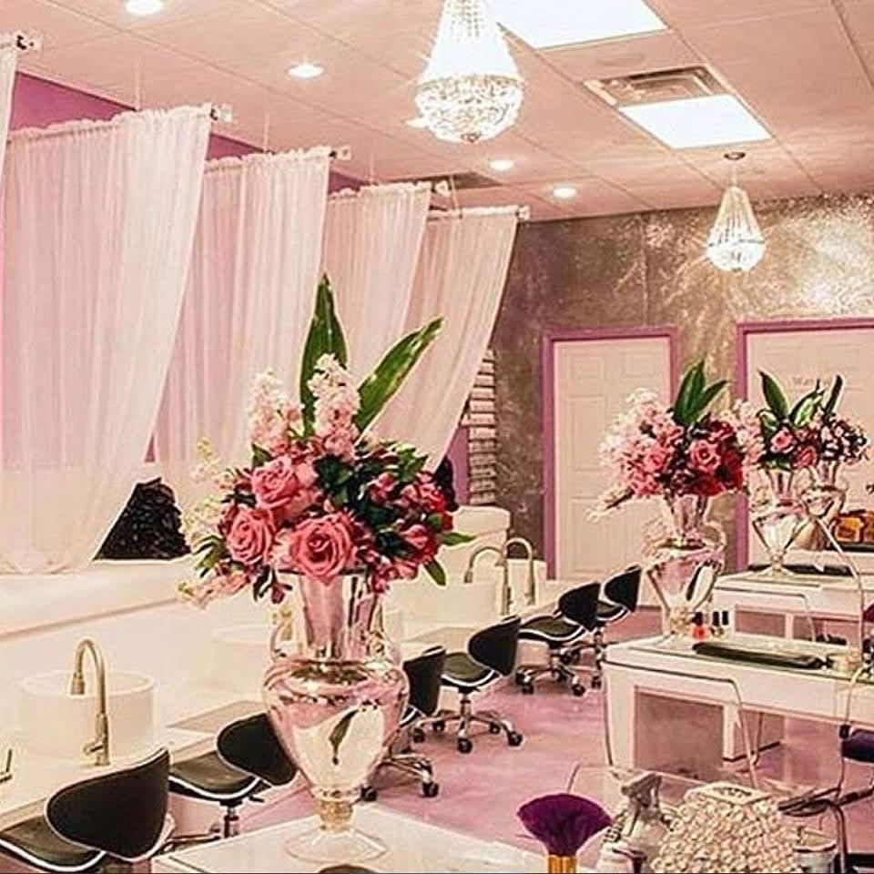 UltraViolet Nail Lounge - 41 Photos & 35 Reviews - Makeup Artists ...
