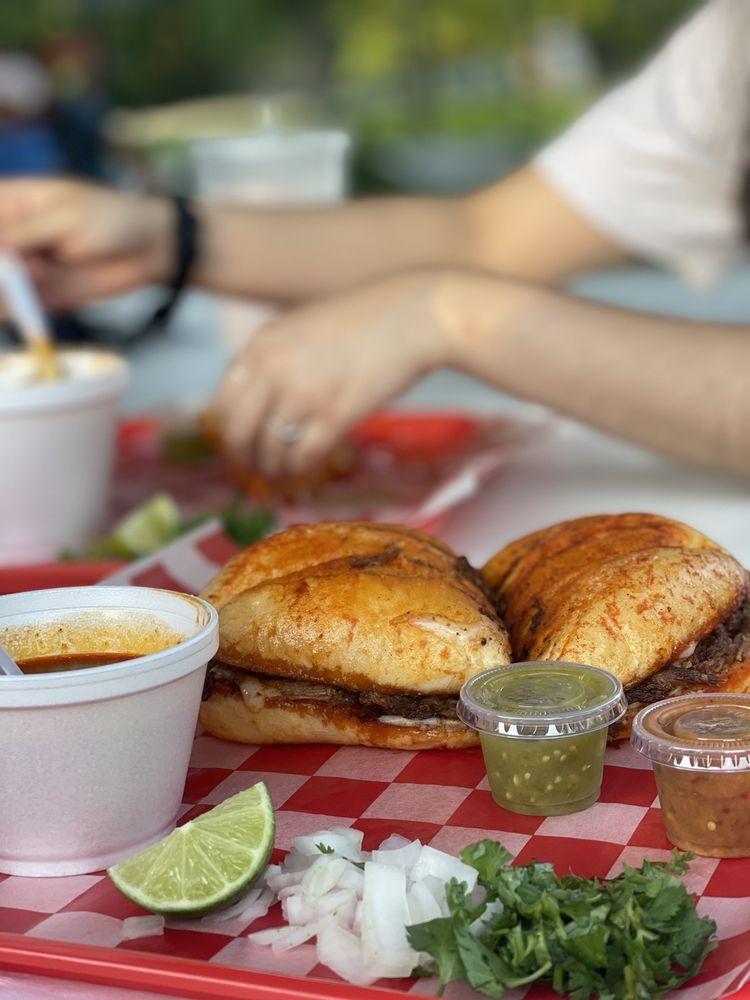 Birrieria Y Taqueria La Mexicana: 13801 Luthe Rd, Houston, TX