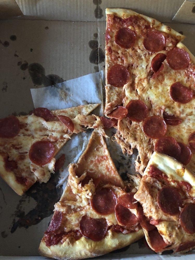 Vincenzo's Pizza: 647 PA-93, Conyngham, PA