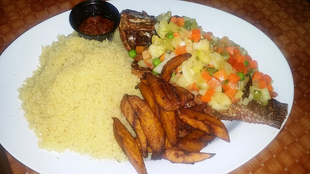 Ecowas african restaurant african 6421 woodland ave for African cuisine near me