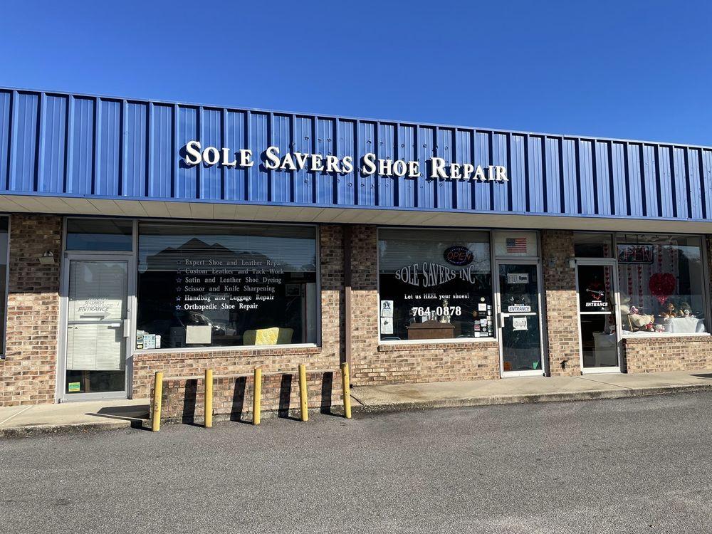 Sole Saver's: 105 Thomason Blvd, Goose Creek, SC