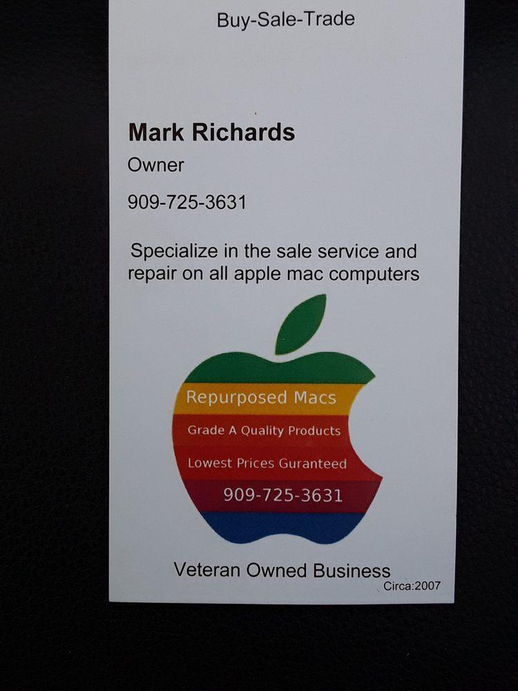 Mark Richards PC Repair: Highland, CA