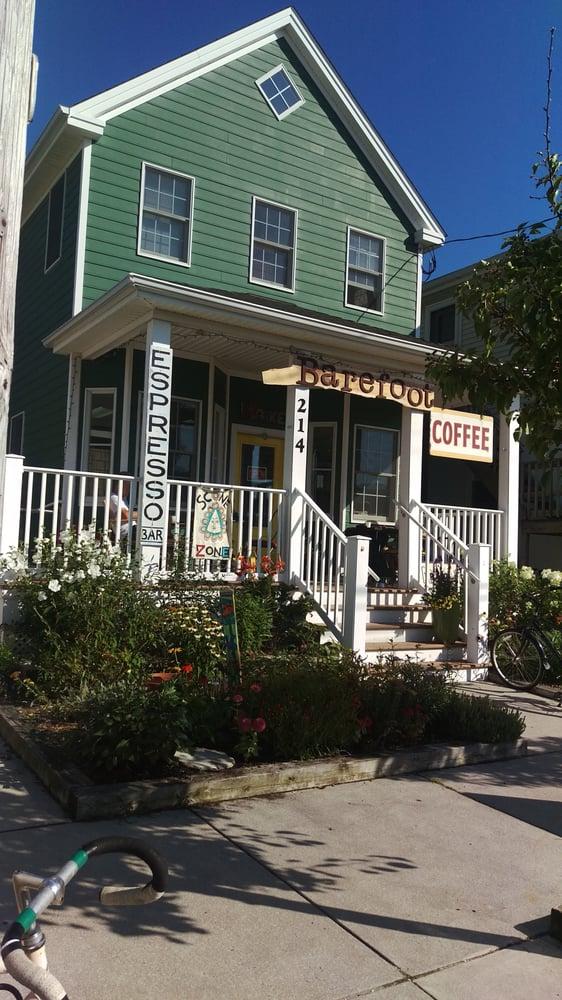 Barefoot Cafe Ocean City Nj