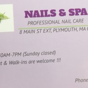 French nails plymouth ma