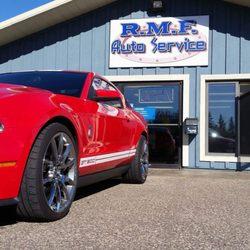 Auto Service Near Me >> Rmf Auto Service Auto Repair 725 Industrial Blvd New Richmond