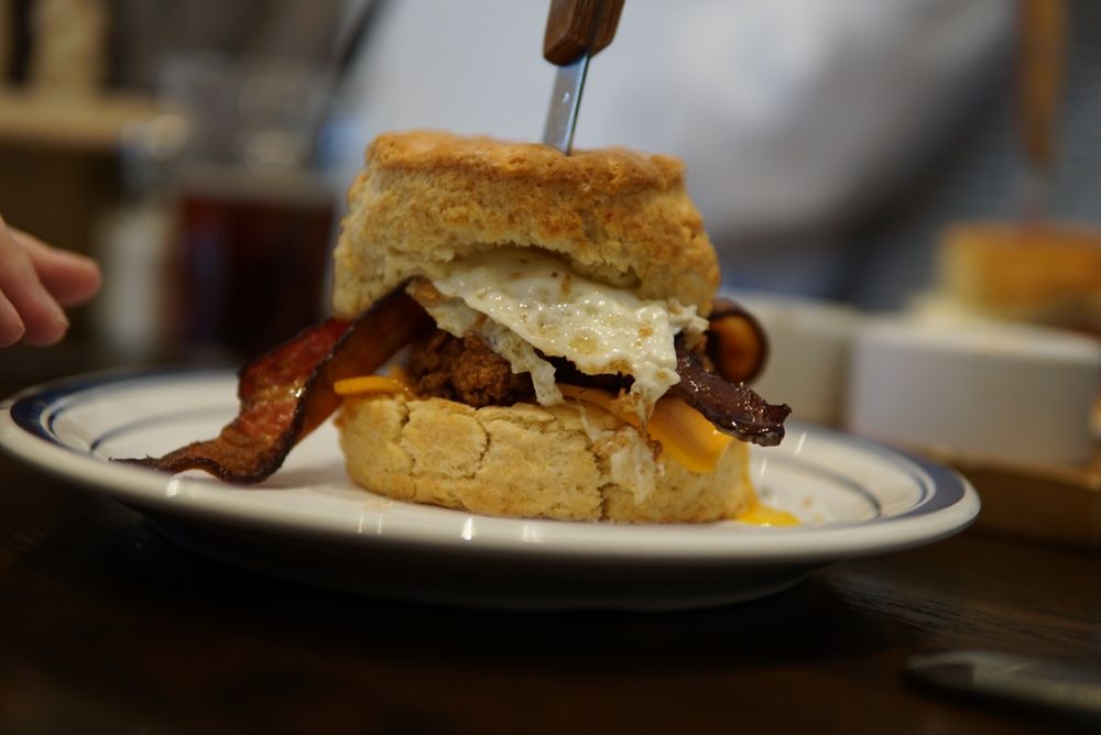 Food from Biscuit Belly - Nulu