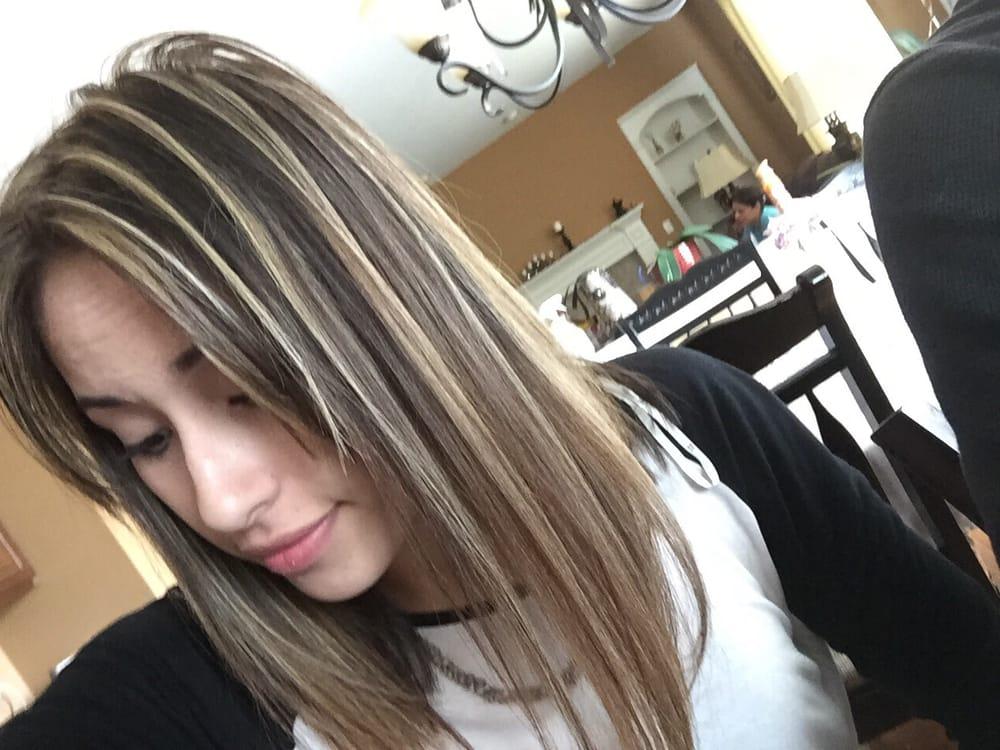 Highlights And Haircut By Ana Rico Yelp