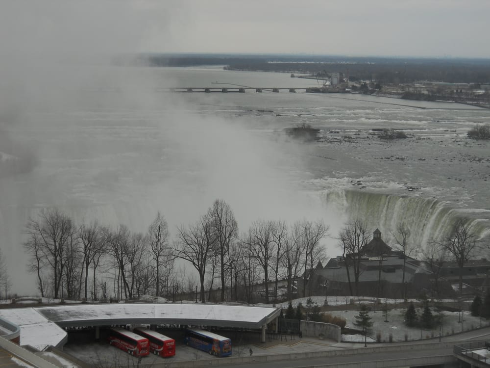 niagara falls view from the 18th floor yelp. Black Bedroom Furniture Sets. Home Design Ideas