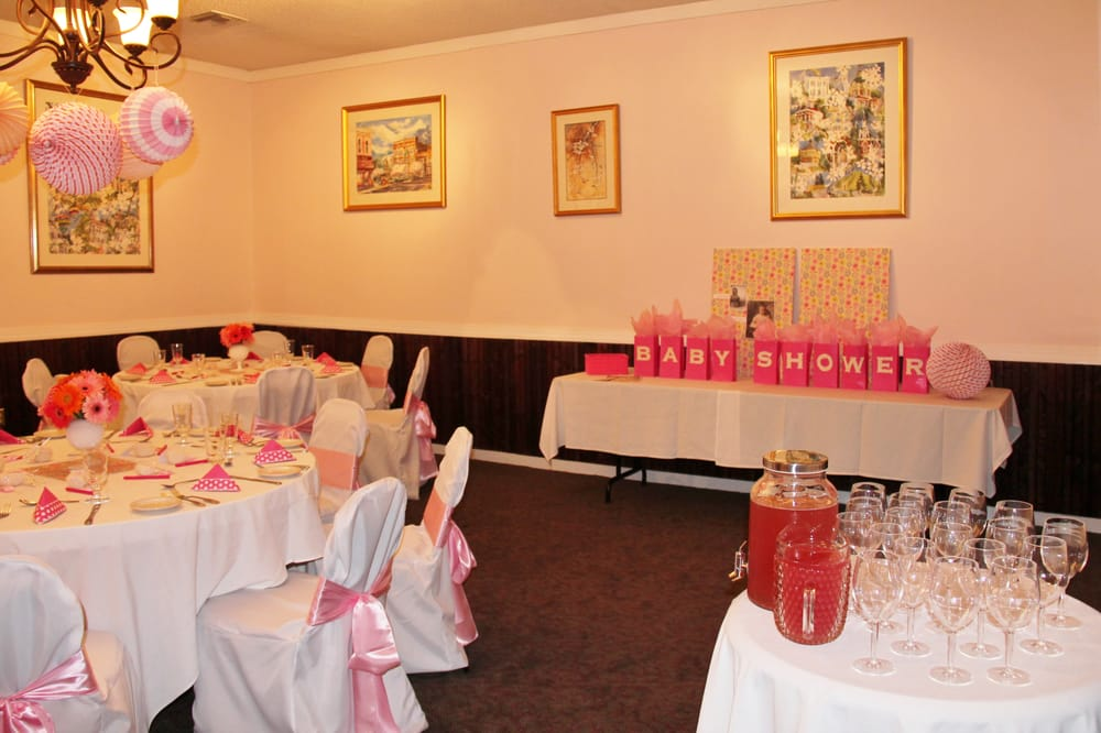 We Had A Baby Shower At The Back Burner. Great Room To Host A Party. Food  And Service Were Wonderful!   Yelp