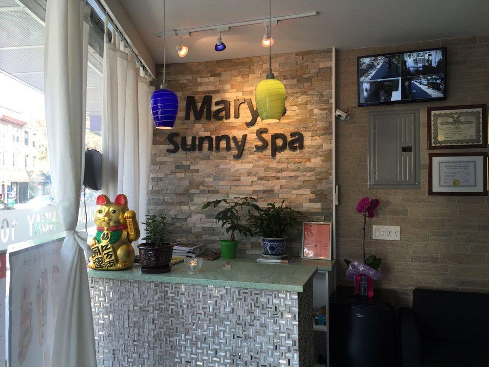 Mary S Sunny Spa Bay Ridge
