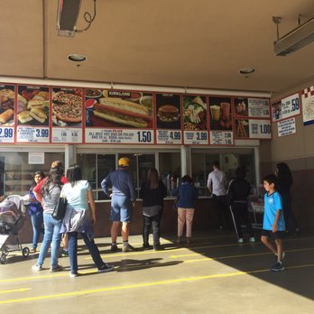 Costco Savi Ranch Food Court