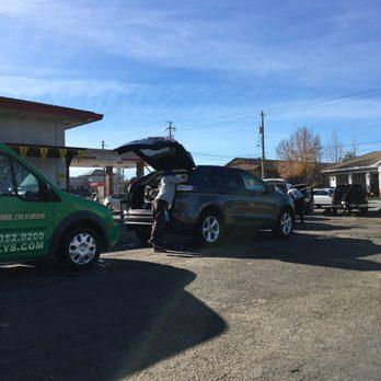 Groupon Car Wash San Leandro