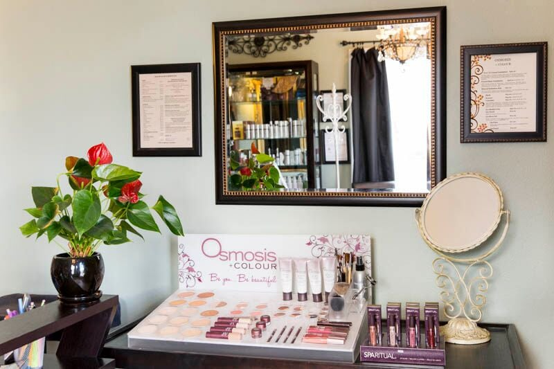 Oasis Day Spa & Salon: 275 S Main St, Bishop, CA