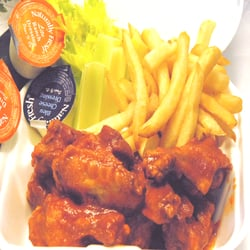 Hot Wings Express Fast Food 3366 Buena Vista Rd Columbus Ga