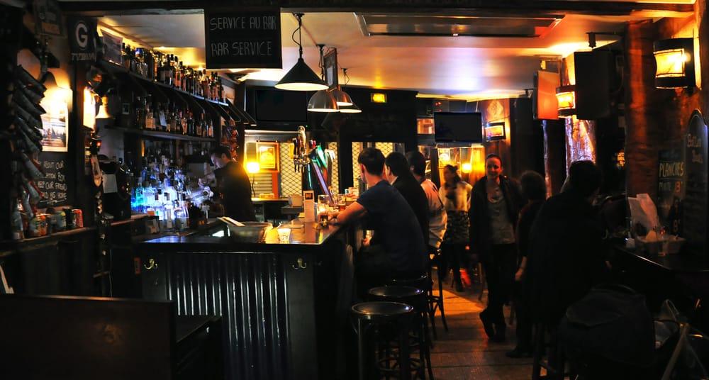 Bar pour flirter paris