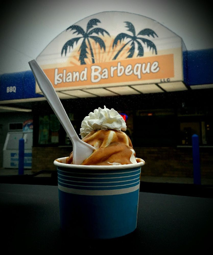 Island Barbeque: 1646 Plank Rd, Carrolltown, PA