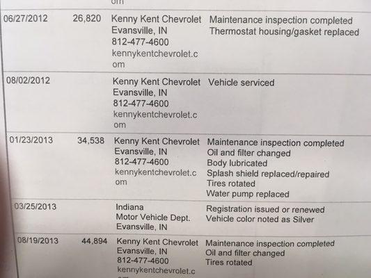 Kenny Kent Chevrolet >> Kenny Kent Chevrolet 4600 Division Street Evansville In