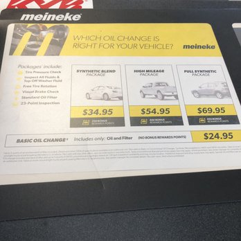 Meineke Oil Change >> Meineke Car Care Center 29 Photos 169 Reviews Auto Repair