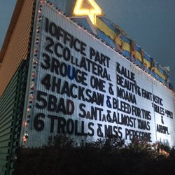 Galaxy Drive In Theatre Dallas Tx