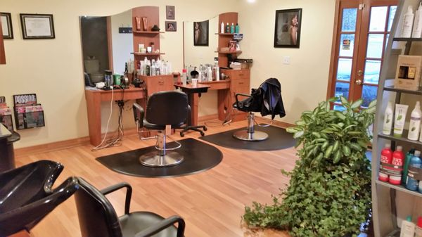 Kimberly s beauty salon cosm ticos y productos de for 4 estrellas salon kenosha wi