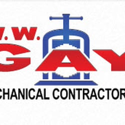 from Arjun w w gay mechanical contractors inc