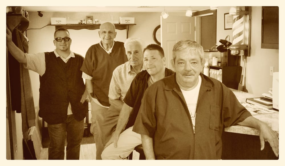 The Barber: 665 Springfield St, Agawam, MA