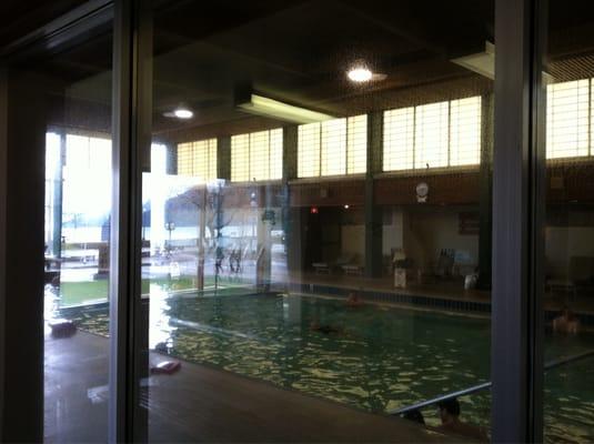 Harrison Hot Springs Public Pool (British Columbia): Top