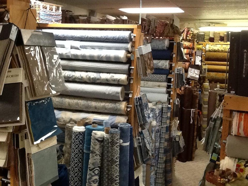 Fabric Shack Home Decor: 232 Miami St, Waynesville, OH