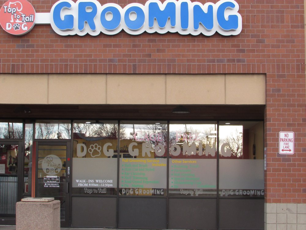 Top To Tail Dog Grooming: 311 E County Line Rd, Littleton, CO