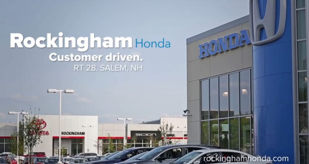 rockingham honda in salem new hampshire yelp