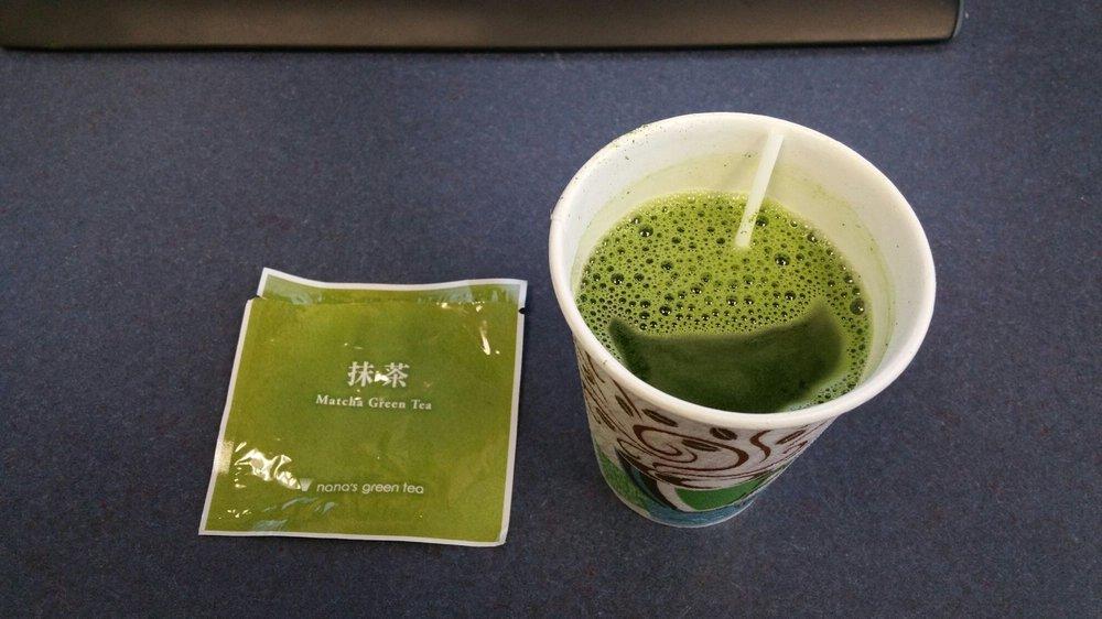 Nana's green tea Marunouchi Building