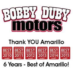 Bobby duby motors get quote used car dealers 4215 s for Bobby duby motors amarillo tx