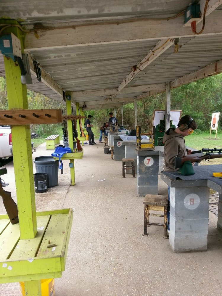 Nick's Shooting Range: 5192 W Airline Hwy, Garyville, LA