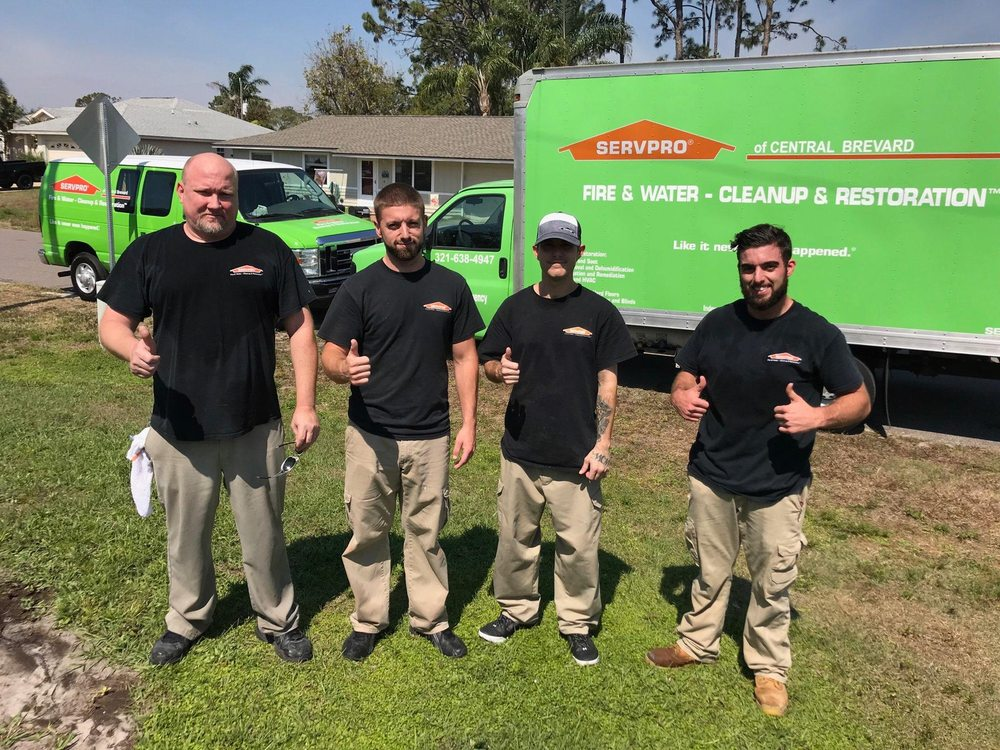 SERVPRO of Central Brevard: 2193 W King St, Cocoa, FL