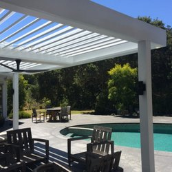 Photo Of Patio Perfections   Roseville, CA, United States. Apollo Extruded  Frame Opening