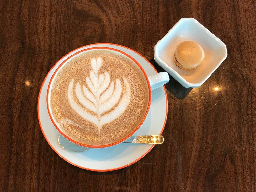 Social Spots from Orange Coffee Bar