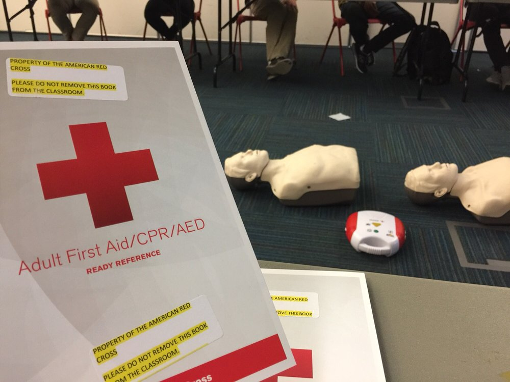 ed984047ec4 American Red Cross - 23 Reviews - CPR Classes - 3950 Calle Fortunada ...