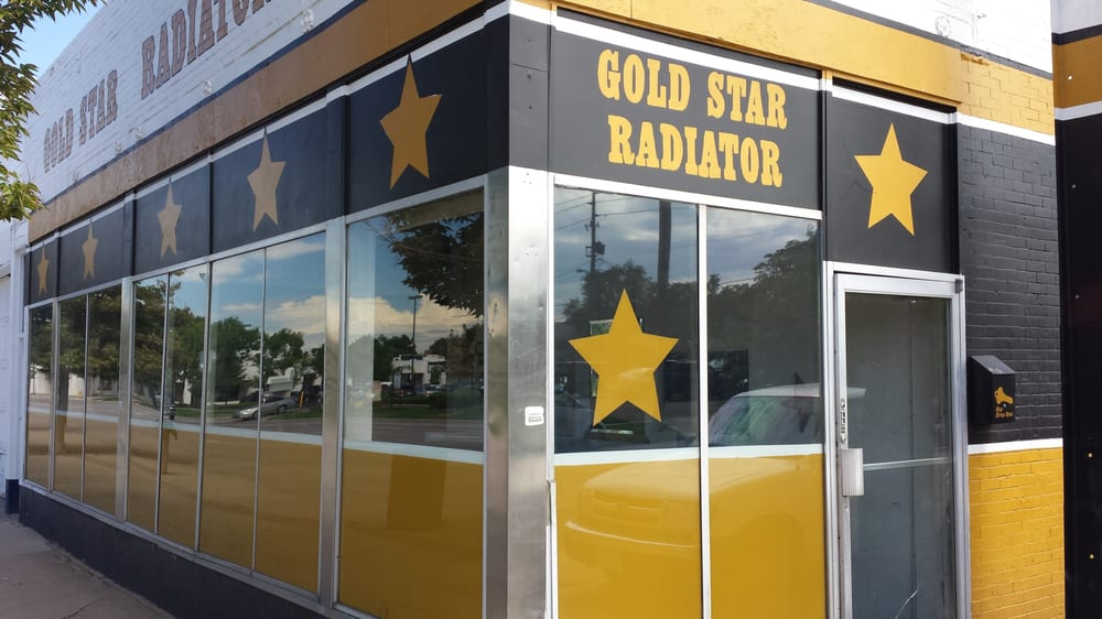 Gold Star Radiator: 696 S Broadway, Denver, CO