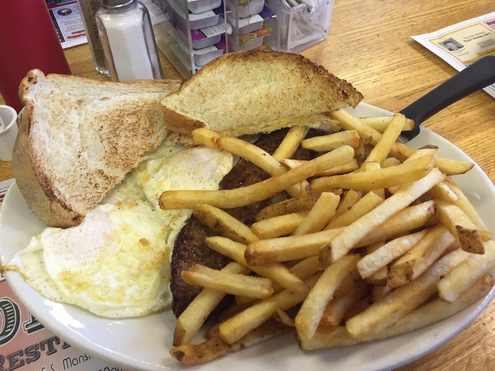 Eddie's Restaurant: 2103 S Main St, Mansfield, PA