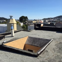 Superb Photo Of S F Summit Roofing   San Francisco, CA, United States. Old Tar