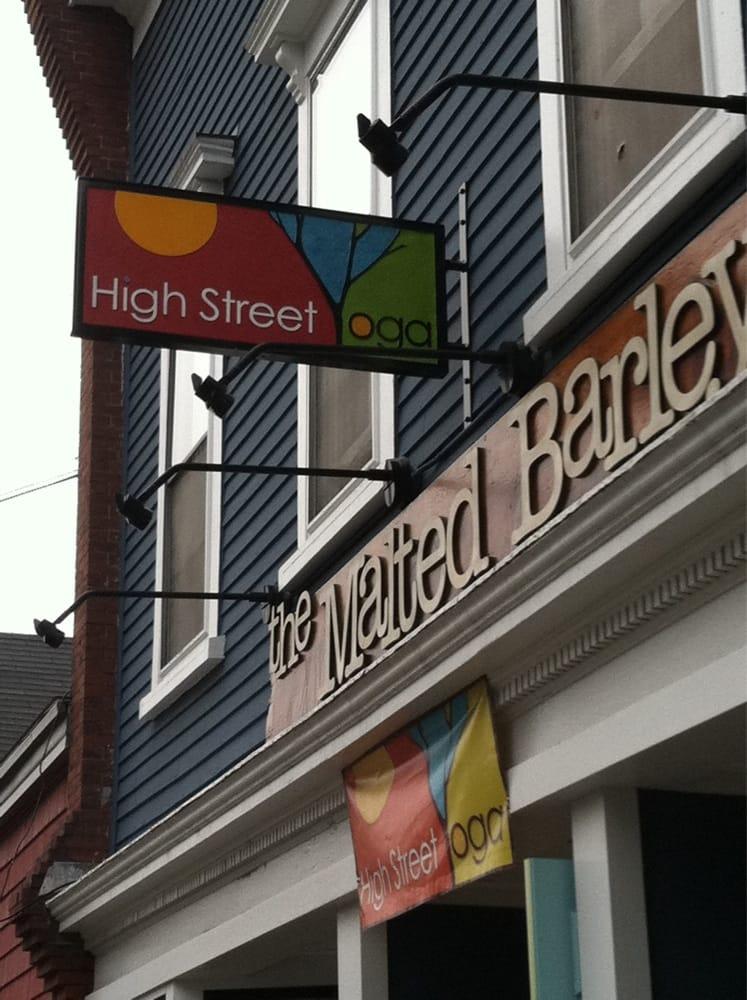 High Street Yoga: 10 Broad St, Westerly, RI