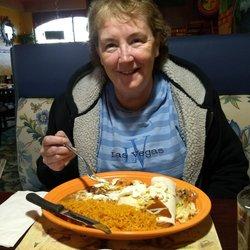 Photo Of Hacienda Mexican Restaurant Anchorage Ak United States 2 Soft Burritos
