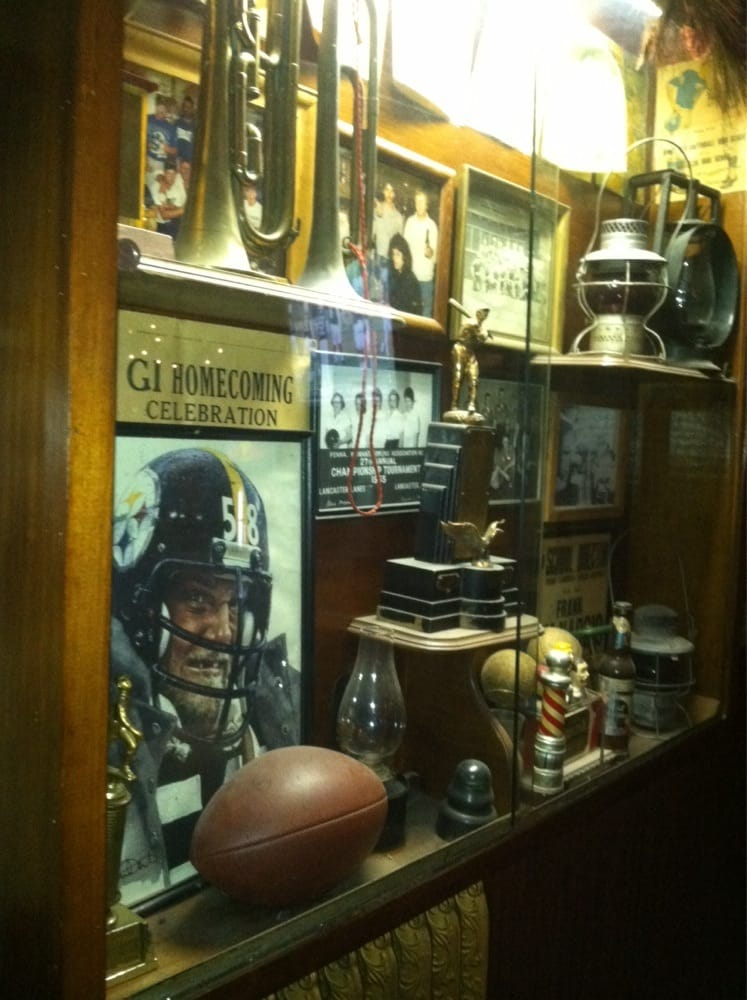 Iron Horse Bar & Grille: 606 Jackson St, Gallitzin, PA