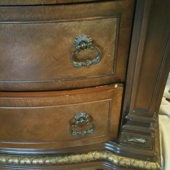 Photo Of McDonaldu0027s Fine Furniture   Lynnwood, WA, United States. Lopsided  Drawers