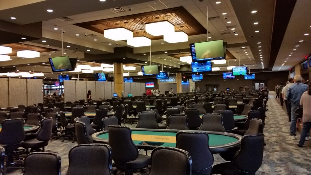 Poker Tournament Area Left Side Of The Casino If You Come Through The Main Entrance Yelp