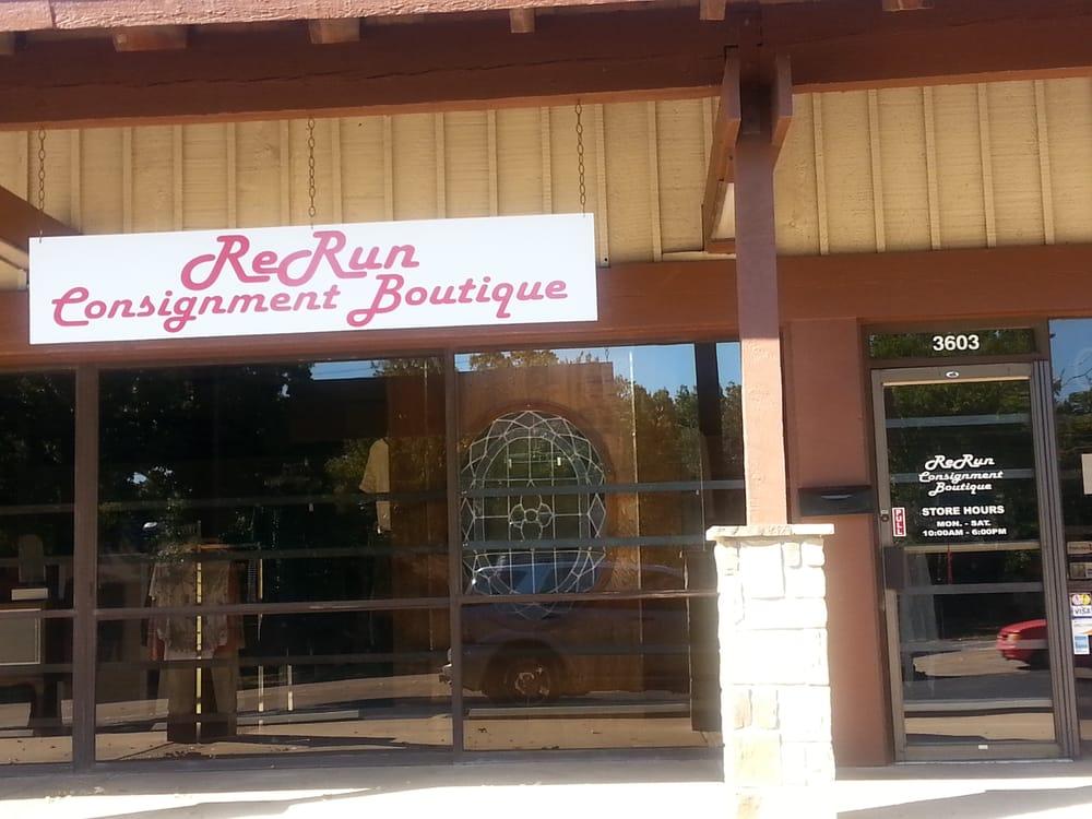 ReRun Consignment Boutique: 3603 W Park Row Dr, Arlington, TX