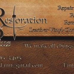 Photo Of Restoration Plus   Elk River, MN, United States. Business Card