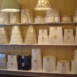 Photo Of Antique Lamp Supply   Mcminnville, TN, United States. Fabric Shades