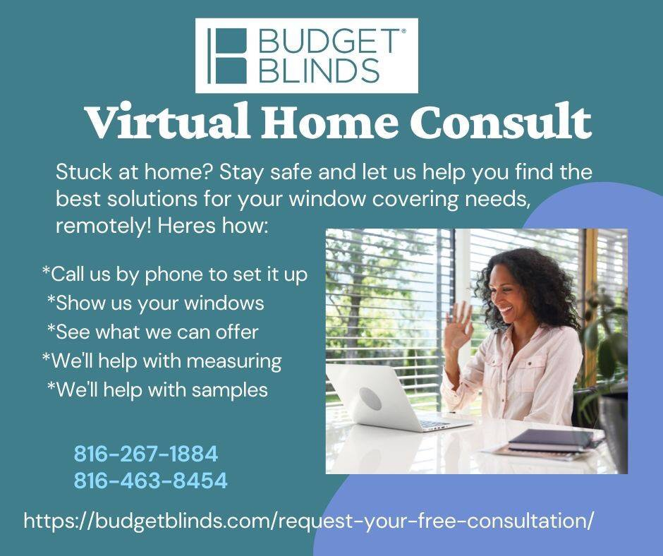 Budget Blinds of Concordia/Blue Springs: Concordia, MO