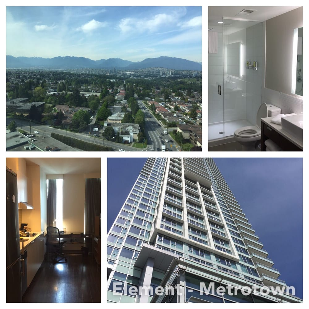 Hotels Near Metrotown Vancouver